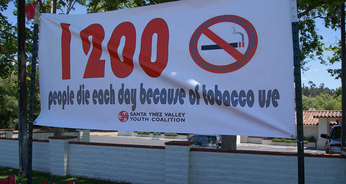 Tobacco Prevention Campaign